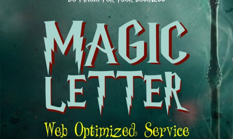 [MAGIC LETTER] JASA PENULIS ARTIKEL SEO GARANSI 100% PUAS | SPECIAL WRITER | FREE FR !!
