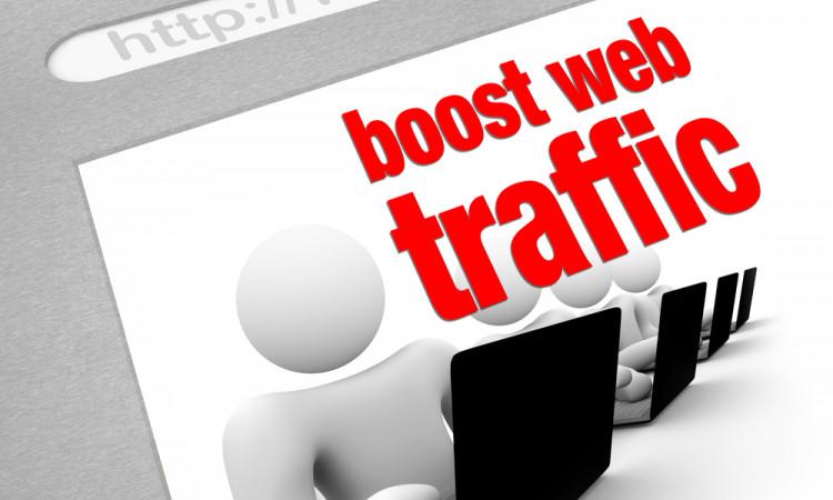 Jasa Menaikan Traffick WEB Real Human