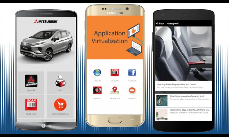 Jasa Pembuatan Aplikasi Android (Lengkap Dengan Source Code + APK)