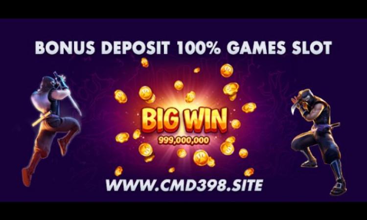 Situs Games Slot Deposit Pulsa Tanpa Potongan