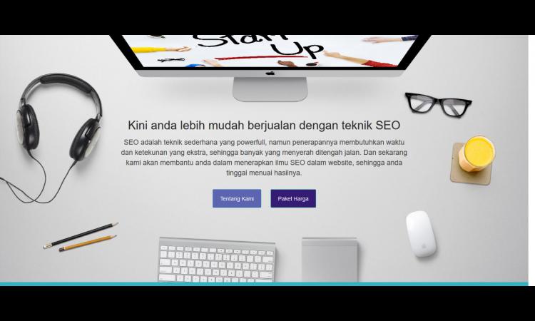 jasa pembuatan website ter-optimasi SEO