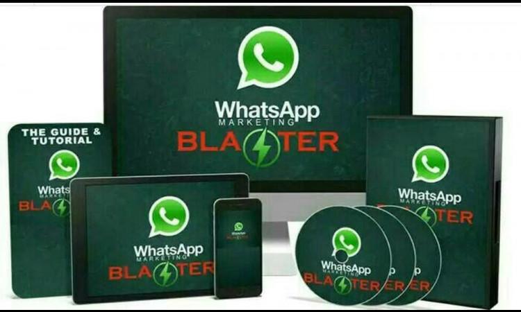 Whatsapp Blaster Jual Cepat